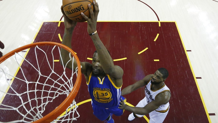 Nba: Warriors-Cavs, in quota vola Golden State