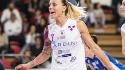 La neo promossa Filottrano conferma Chiara Negrini