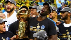Nba, la festa dei Golden State Warriors