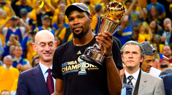 NBA, All-Star Game: Durant guida alla rimonta Team Lebron e vince l'MVP