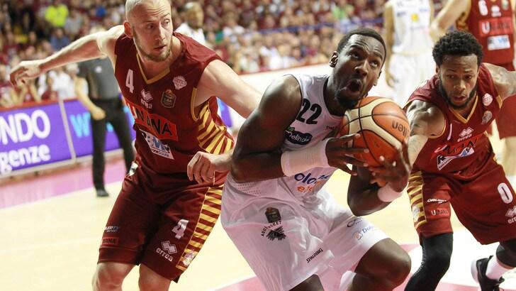Basket, finale scudetto: Trento, vittoria su Venezia a 1,55