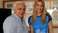 La nazionale croata Ivana Milos Prokopic al Bisonte Firenze