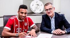 Calciomercato, ufficiale: Tolisso al Bayern Monaco fino al 2022
