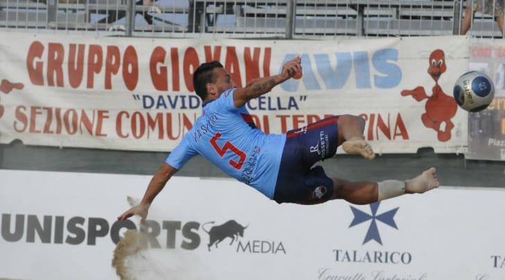 Beach soccer: segui LIVE la Serie A