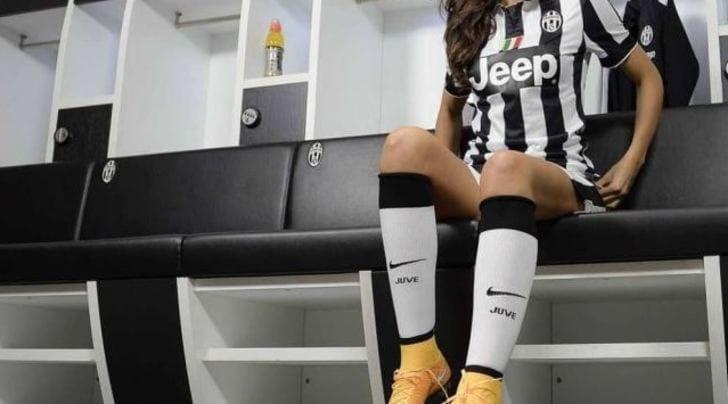 Nasce la Juventus femminile, dal 2017/2018 in Serie A
