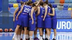 Basket Europei, l'Italia femminile vince la prima