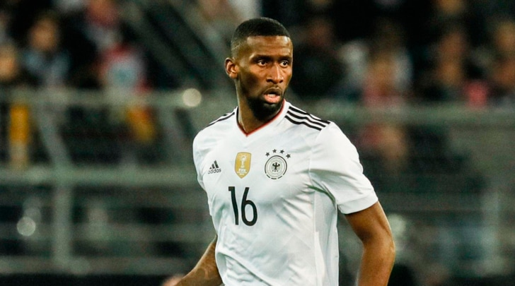 Germania, Rudiger: