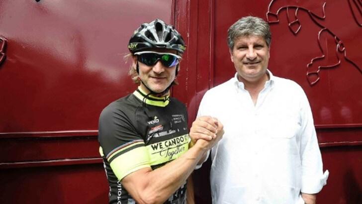 Serie A, Nicola completa il Giro d'Italia: arrivato a Torino