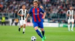 «Verratti al Barcellona libera Rakitic». La Juventus lo seguiva...