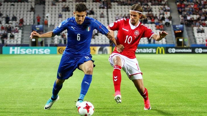 Europei Under 21: Italia a caccia del primo posto nel girone