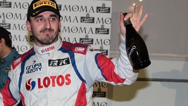 F1, dalla Renault: «Non pensiamo a Kubica per il 2018»
