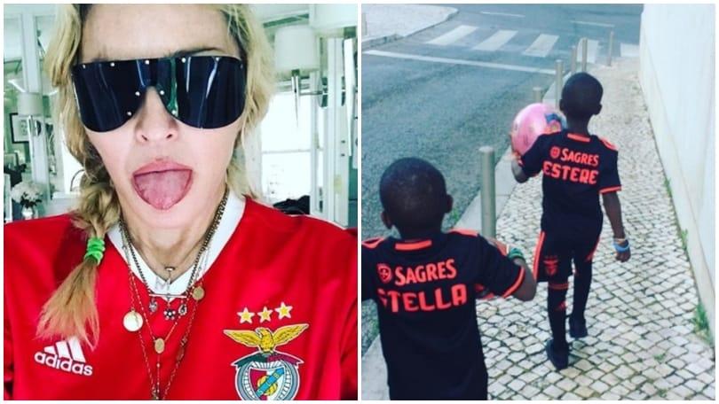 Madonna diventa