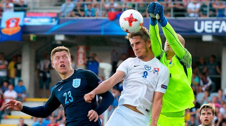 Europeo Under 21: Slovacchia-Inghilterra 1-2 e Polonia-Svezia 2-2