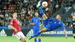 Europei U21 Italia: il 97,5% gioca l'«1» contro la Repubblica Ceca