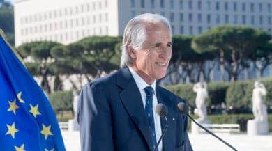 Malagò: «Vicini a Max Biaggi, riabilitazione sarà lunga»