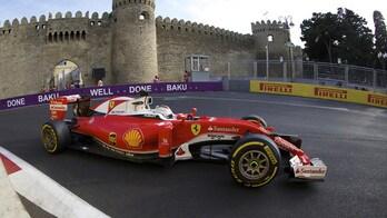 F1, Ferrari: «Trovare l'assetto giusto a Baku è difficile»