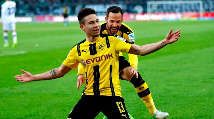 Seconda Maglia Borussia Dortmund Raphael Guerreiro