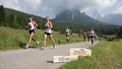 1 Luglio c'è la Primiero Dolomiti Marathon: si corre in scenari unici