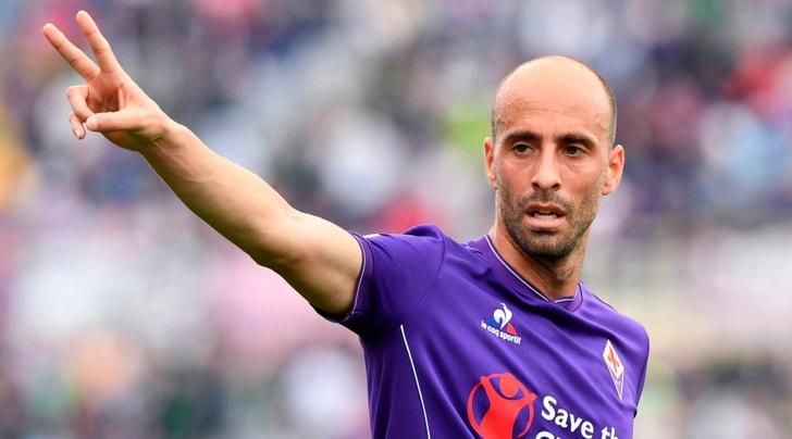 Inter, incontro con la Fiorentina per Borja Valero: accordo vicino