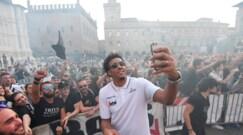 Virtus Bologna in Serie A, che festa in piazza Maggiore!