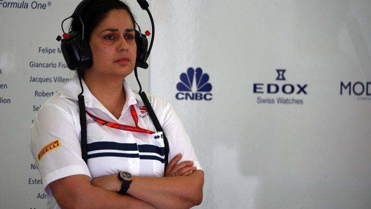 Formula 1: Monisha Kaltenborn lascia la Sauber
