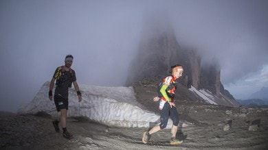 Da oggi in 3500 alla Lavaredo Ultra Trail di Cortina D'Ampezzo