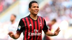 Bacca, dalla Colombia: «Resto al Milan»