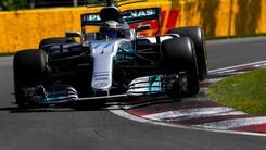 F1 Mercedes, Bottas: «Noi e le Ferrari saremo vicini»