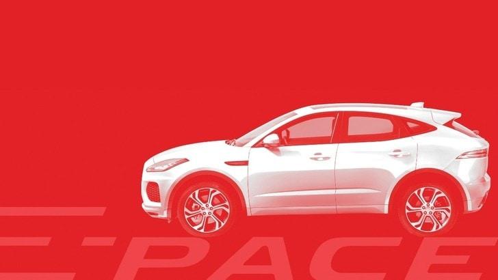 Jaguar E-Pace, da Coventry arriva un altro SUV