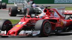 F1, Gp Azerbaijan: Vettel per la vittoria a 2,50