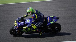 MotoGp, Rossi: «Assen: in pista col nuovo telaio»