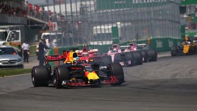 F1, Ricciardo: «Non ho mai parlato con la Ferrari»