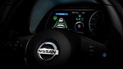 La Nissan Leaf 2.0 avrà la guida assistita