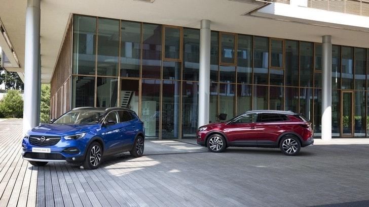Opel Grandland X, da ottobre a 26.000 euro