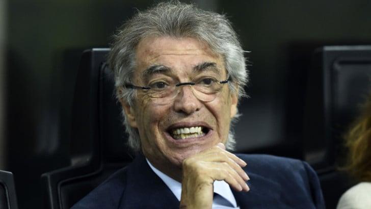Inter, Spalletti e Moratti: ''Ecco l'Inter che vogliamo''
