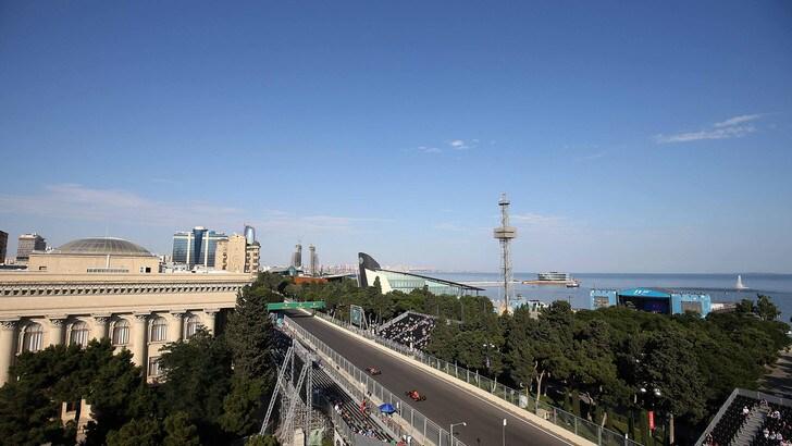 F1, Baku: penalizzazione per Alonso e Vandoorne, ultimi in griglia