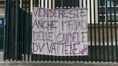 Calciomercato Fiorentina, tifosi contro Della Valle: «Vattene»