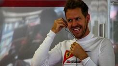 F1 Baku, Vettel: «Non cerco scuse, terzo posto era il massimo»