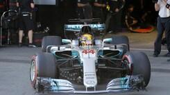 F1 Baku, Hamilton: «Team mi ha dato una grande macchina»
