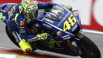 MotoGp Assen, Rossi: «Importante essere nei primi cinque»