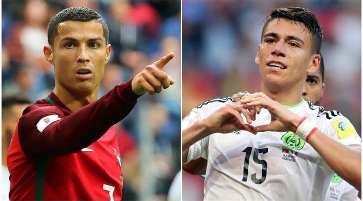 Confederations Cup, Portogallo e Messico in semifinale