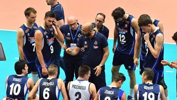 Italia al secondo ko. 1-3 con l'Argentina. Già fuori dalla corsa medaglie