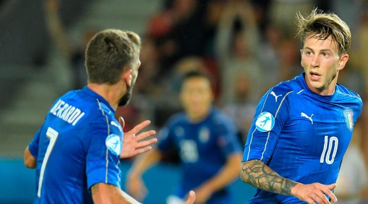 Europei Under 21, Italia-Germania 1-0: Bernardeschi regala la semifinale
