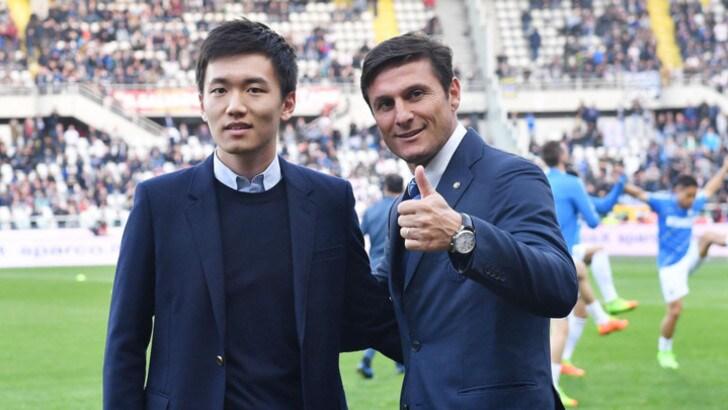 Zhang Jr: «Che orgoglio i giovani dell'Inter»