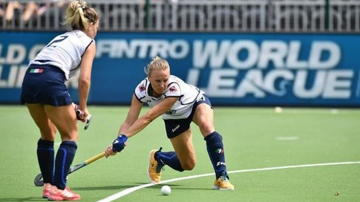 World League, domani Italia-Olanda