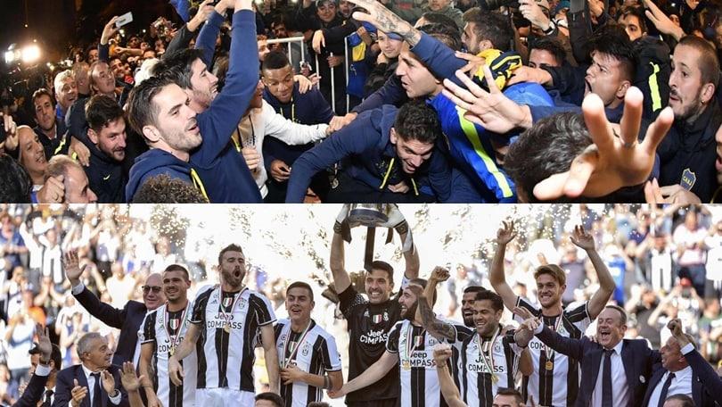 Schelotto paragona il suo Boca alla Juve: «Stessi numeri in attacco»
