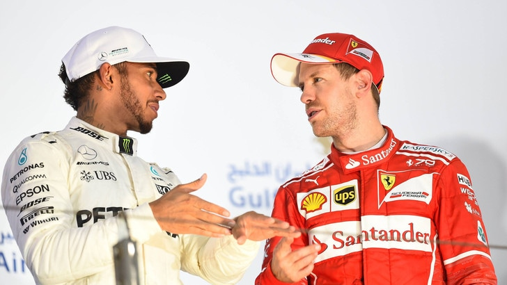 Vettel se la cava con le scuse, niente squalifica dalla Fia
