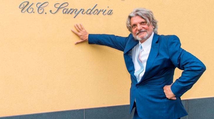La mani della Samp su Chiriches. Ferrero: