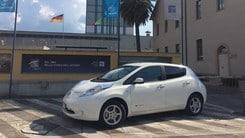 Nissan fornisce 50 veicoli elettrici alla Acciai Speciali Terni