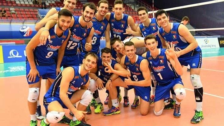 L'Italia reagisce e vince 3-0 anche con gli Stati Uniti